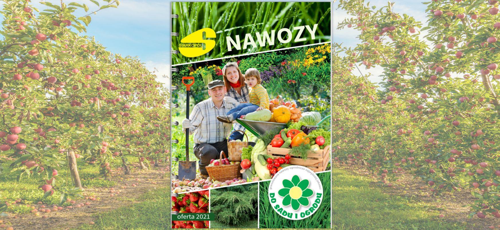 Oferta ogrodnicza narok 2021